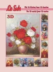 Le Suh boekje A5 Bloemen nr. 345633 (Locatie: 1RC4)