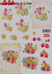 Le Suh knipvel bloemen 777174 (Locatie: 4731)