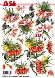 Le Suh knipvel bloemen 8215 537 (Locatie: 1308)