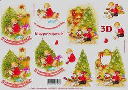 Le Suh knipvel kerst nr. 4169354 (Locatie: 2329)