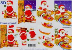 Le Suh knipvel kerstmis 4169306 (Locatie: 1607)