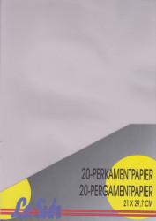 Le Suh perkament/vellum papier A4 20 vellen 419004 (Locatie: 1122)