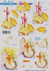 Le Suh religieus knipvel 4169984 (Locatie: 2347)