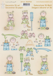 Leane knipvel Bambinie's kinderen 509722 (Locatie: 5904)