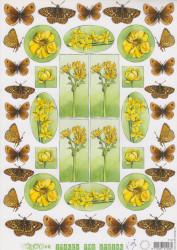 Marianne Design knipvel vlinders IT427 (Locatie: 2713)