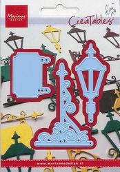 Marianne Design snij- en embosmal Uithangborden LR0191 (Locatie: U251)