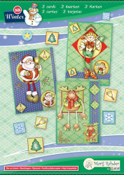 Marij Rahder Kartenpaket Weihnachten 9.0086