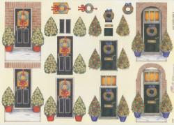 Mireille kerst X184 (Locatie: 1706)