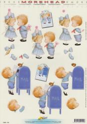 Morehead knipvel kinderen 11052-155 (Locatie: 2380)