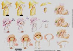 Morehead knipvel kinderen 11055-055 (Locatie: 2223)