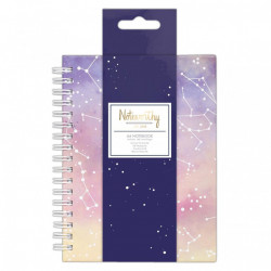 Noteworthy A6 Notebook, 160 gelinieerde bladzijde, NOT101141
