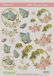 Romak knipvel vlinders P0-000-13 (Locatie: 2379)