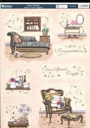 Stansvel meubilair PCT1405 (Locatie: 2749)
