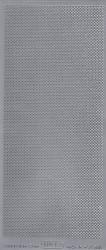 Starform stickervel randje zilver 1104 (Locatie: bb139)