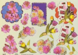 TBZ knipvel bloemen nr. 504449 (Locatie: 2622)