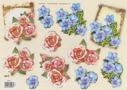 TBZ stansvel bloemen 0710009 (Locatie: 2809)