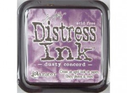 Tim Holtz Distress Ink - dusty concord TIM21445