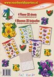 Voorbeeldkaarten boek 4 for you S4-3002 (Locatie: 6650)