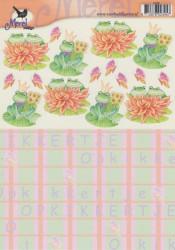 Voorbeeldkaarten knipvel opkikkertje 2345 (Locatie: 2769)