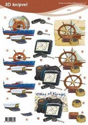 Voorbeeldkaarten maritiem 2630 (Locatie: 5556)