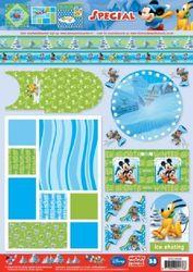 Walt Disney Special - 3DA4 Stap voor Stap Knipvel (Locatie: 1739)