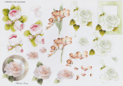 Wekabo knipvel bloemen 604 (Locatie: 5911)