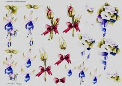 Wekabo knipvel bloemen 732 (Locatie: 5814)
