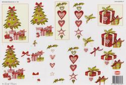 Wekabo knipvel kerst 793 (Locatie: 0220)