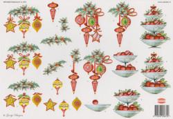 Wekabo knipvel kerst 872 (Locatie: 1504)