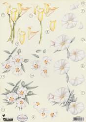 Wekon knipvel bloemen STG085 (Locatie: 2232)