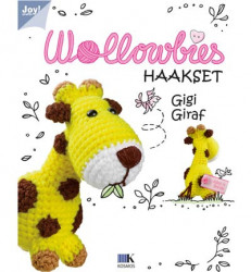 Wollowbies Haakset - Gigi Giraf