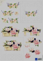 Marianne Design borduur knipvel MB 0118 (Locatie: 2381)