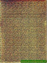 Multi dots sticker holografisch goud (Locatie: 6854)