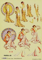 Camarca knipvel vrouwen PARRA 69 (Locatie: 5004)