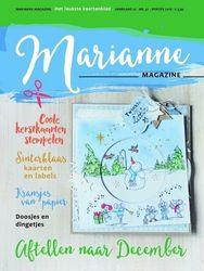Marianne Magazine 32 Winter 2016 (Locatie: 1RC3 )