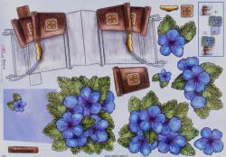 Mireille knipvel bloemenemmer 052 (Locatie: 2217)