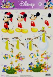 Disney knipvel STAPDIS11 (Locatie: 1238)