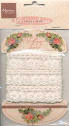 Marianne Design Sweet Lace JU0938 150 cm (Locatie: k3)