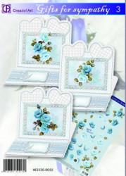 Creatief Art kaartenpakket Gifts for sympathy 3 RE2530-0055 {Locatie: 4719)