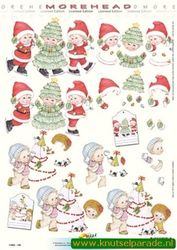 Doe Maar knipvel kerst 11052-143 (Locatie: 4204)