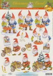 Doe Maar knipvel kerst 11053-711 (Locatie: 6729)