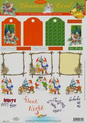 Doe Maar knipvel kerst 11053-713 (Locatie: 5550)