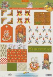 Doe Maar knipvel kerst 11053-714 (Locatie: 0438)