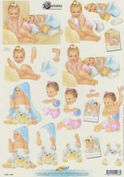 Doe maar knipvel kinderen 11055-288 (Locatie: 5834)