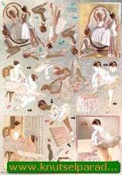 Dufex stans vel metallic ballet 11179779 (Locatie: 2774)