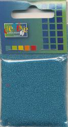 Glaskorrels 0,5 mm 25 gr. blauw 21972 (Locatie: 4RT13 )