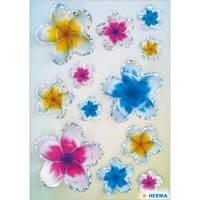Herma stickers bloemen 3D Wings 1 vel 15516 (Locatie: HE018)