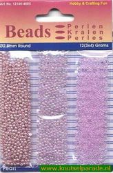 Hobby & Crafting Fun beads 2,5 mm 12146-4605 (Locatie: 5RB )