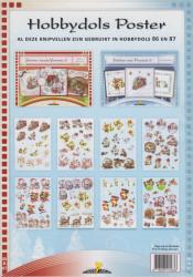Hobbydols poster nr. 86 en 87