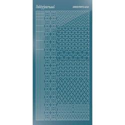 Hobbydots stickervel glanzend ijs STDM125 (Locatie: N261 )